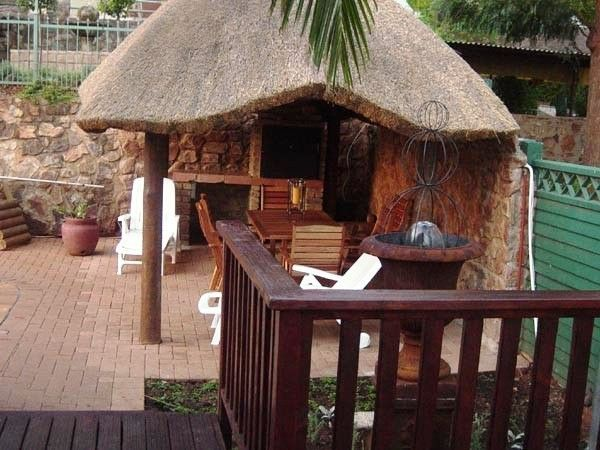 Greenodd Guesthouse - A beautifull Bed and Breakfast/Self Catering thatched cottage conveniently located in the heart of Pretoria.  Offering both business and international traveler's stylish, yet affordable accommodation in ... #weekendgetaways #pretoria #southafrica
