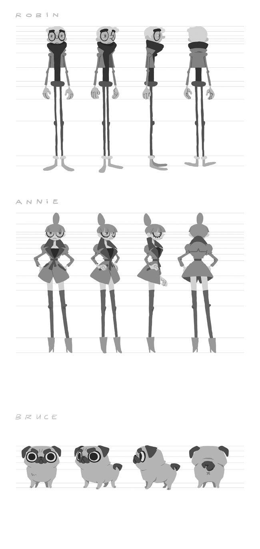 Illustration   Character Design