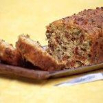 Photo de la recette : Cake tomates séchées basilic