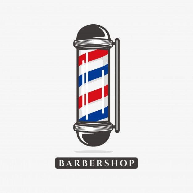 Barbershop Logo Template Barber Shop Barber Logo Barbershop Design