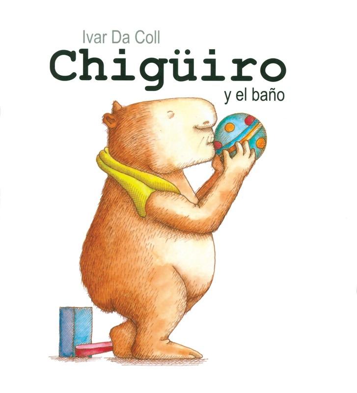 Chiguiro y el baño by Ivar Da Coll