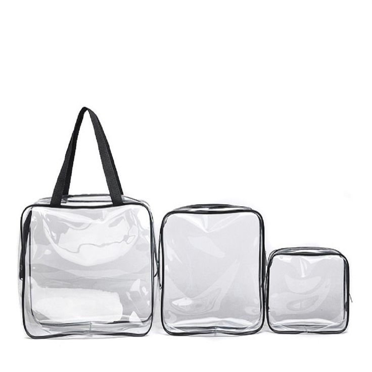 Fulltime® Voyage Doit-Transparent Waterproof Pouch Cosmetic Wash Bath Supplies Sac: Amazon.fr: Beauté et Parfum