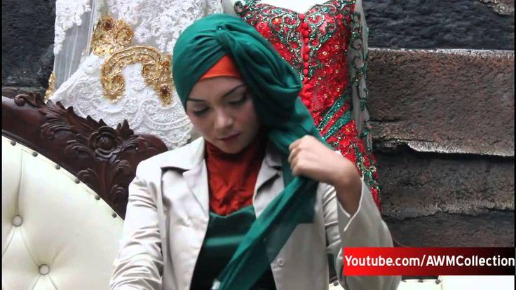 Ramadhan 2015 Hijab Pesta Simple Segi Empat Modern