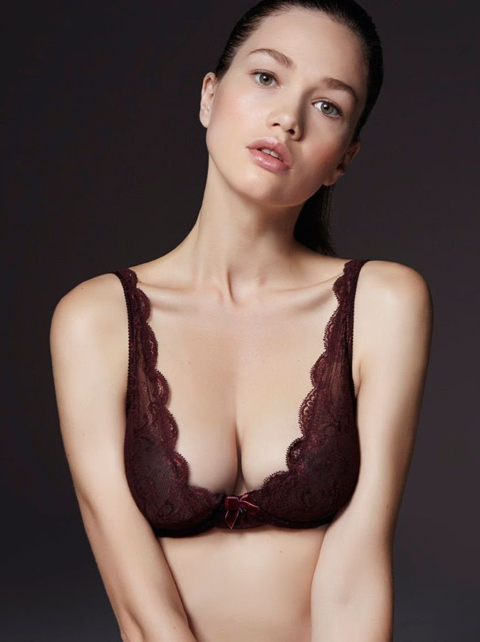 Christmas Collections of Oysho Lingerie