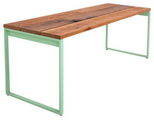 Uhuru. Essentials Bench contemporary-indoor-bench