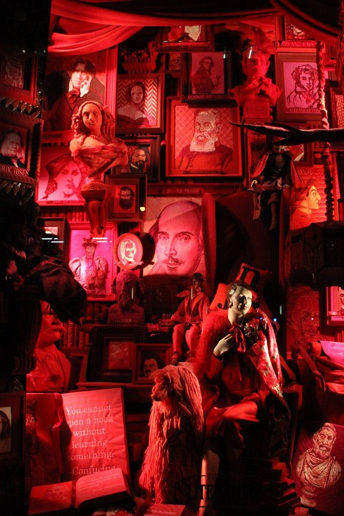 Bergdorf Goodman The arts: Literature