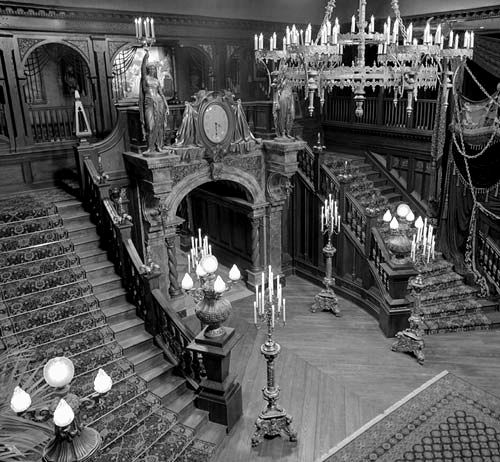 grand staircase: Staircases, The Haunted Mansion, Dream House, Haunted House, Haunted Mansions, Movie, Places, Abandoned Mansions