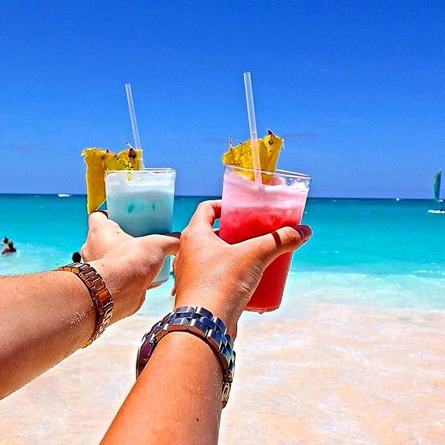 Riu Palace Bavaro - Dominican Republic - Punta Cana - All Inclusive - Drinks
