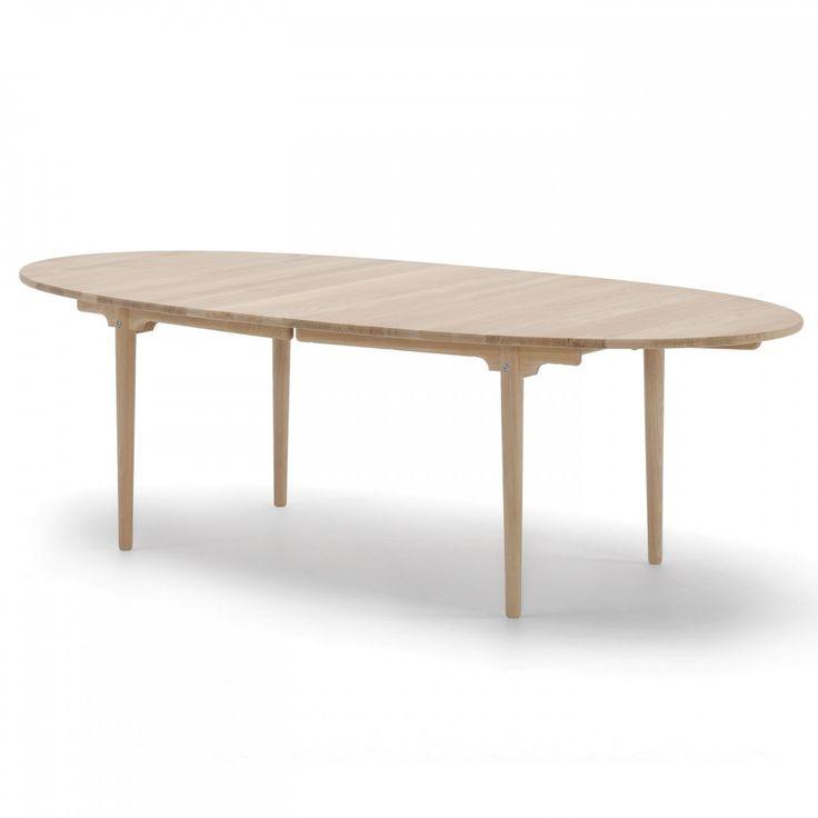 High Quality CH339 Extendable Table Designer: Hans Wegner Brand: Carl Hansen U0026 Son