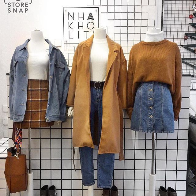 Winter kind of wardrobe ❄️❄️❄️ . ▫️Visit us at 96/2 Võ Thị Sáu D.1 ▫️Buzz us at 0906969506 ▫️Browse us at www.nhakholiti.com . #nhakholiti #nhakholitistoresnap #storesnap