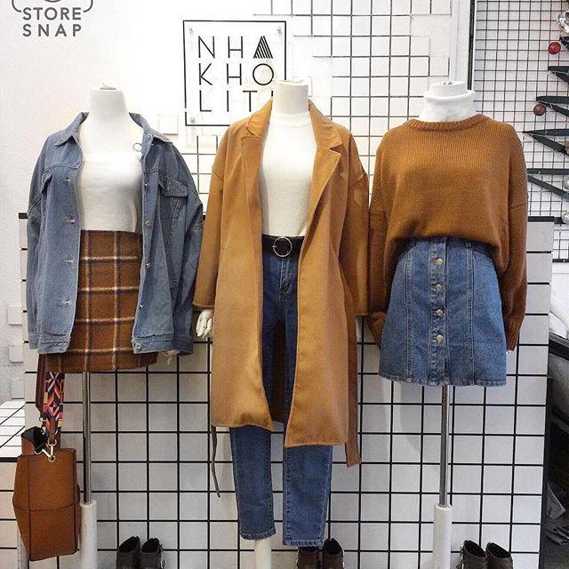 Winter kind of wardrobe ❄️❄️❄️ . ▫️Visit us at 96/2 Võ Thị Sáu D.1 ▫️Buzz us at 0906969506 ▫️Browse us at www.nhakholiti.com . #nhakholiti #nhakholitistoresnap #storesnap