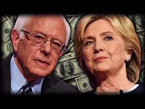 I'm Sorry, Bernie Supporters. Sanders Endorses Hillary Clinton.- Radio
