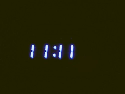 † devils way of programming your brain in such way, that when you check the time its always an interesting set of numbers