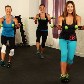 5 Workouts to Boogie the Pounds Off popsugar.com
