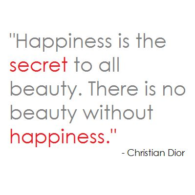 Truth.....find your happiness.