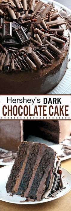 Moist, rich, chocolaty perfection, something that every chocolate fan should taste, this is one of those must-have recipes.