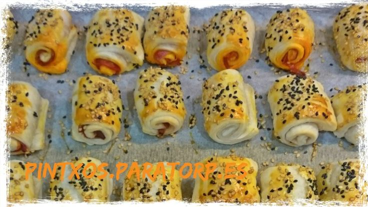 Saladitos #pintxos #tapas #fototapa #foodies #foodporn #recetas