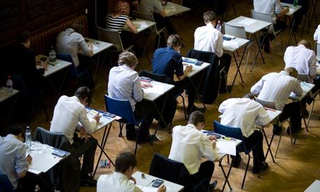 Stop counting coursework towards GCSE grades, urges exam board