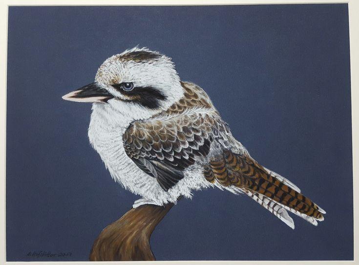 now on wydr: Kookaburra - Lach... #newart #wydr #art #tinderforart #artyoulove #painting http://www.wydr.co/products/kookaburra-lachender-hans?utm_campaign=social_autopilot&utm_source=pin&utm_medium=pin