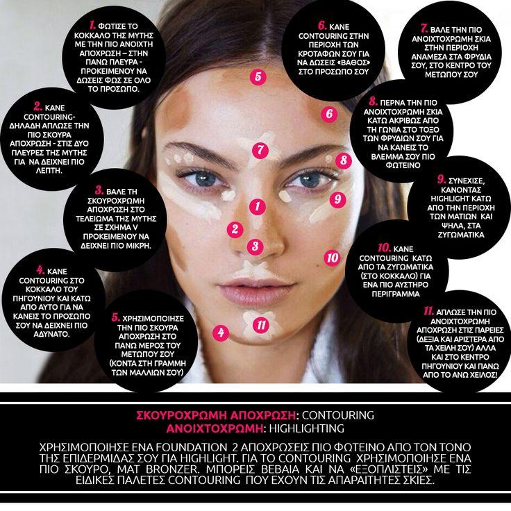 Αν είσαι beauty addict, τότε το contouring (aka η τεχνική των φωτοσκιάσεων) έχει μπει εδώ και κάμποσα χρόνια στη ζωή σου και έχες βρει τον καλύτερο τρόπο να...