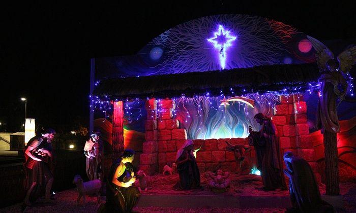 Atheism nativity Christmas Christianity religion Nebraska