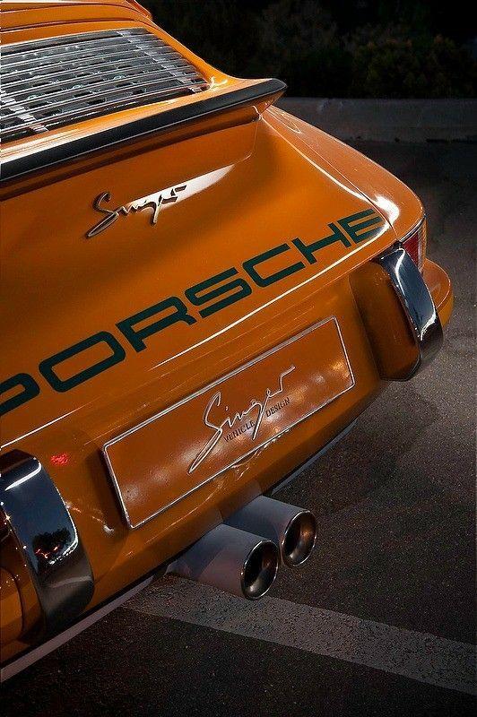 Porsche 911 singer via Tumblr (Ilovewheels) – #Ilovewheels #Porsche # singer #t …  – 911
