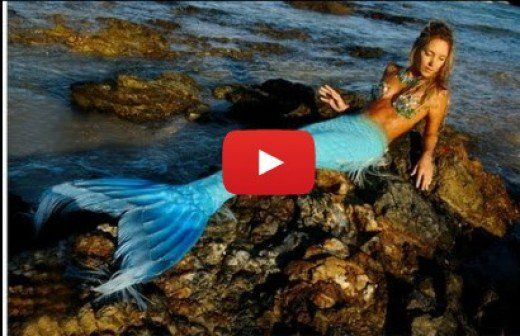 Do you think that is a real Mermaid caught in the above photo? Do you think Mermaids exist? Have you ever seen one?