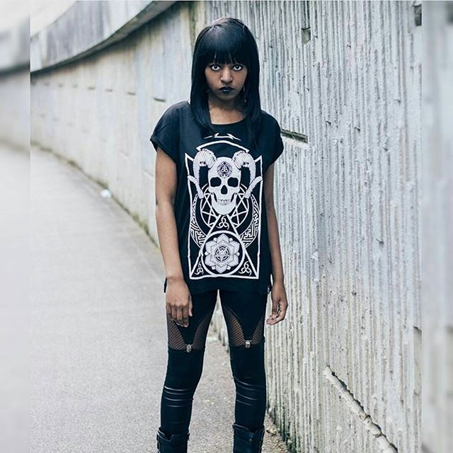 """""""Conspiring"""" Women's Tee available at www.crmc-clothing.co.uk 