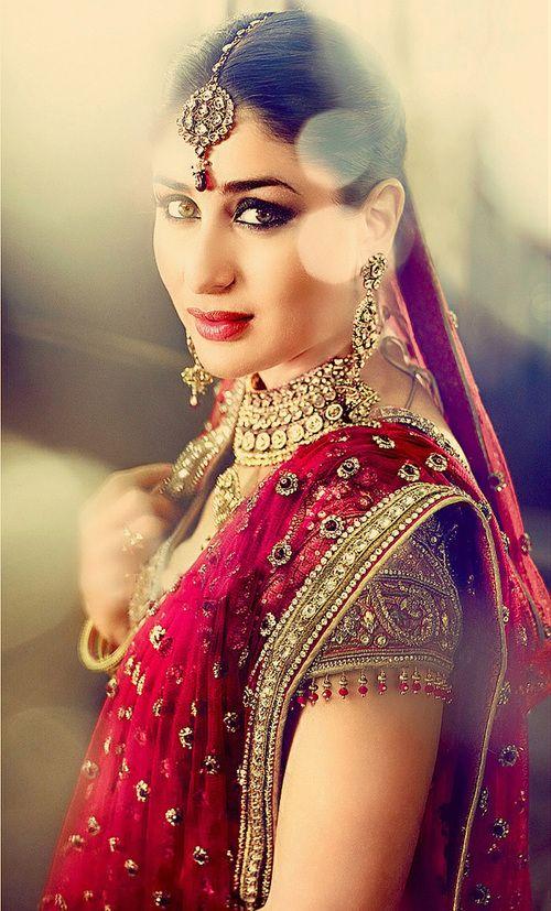Bridal beauty. #Kareena #Bollywood