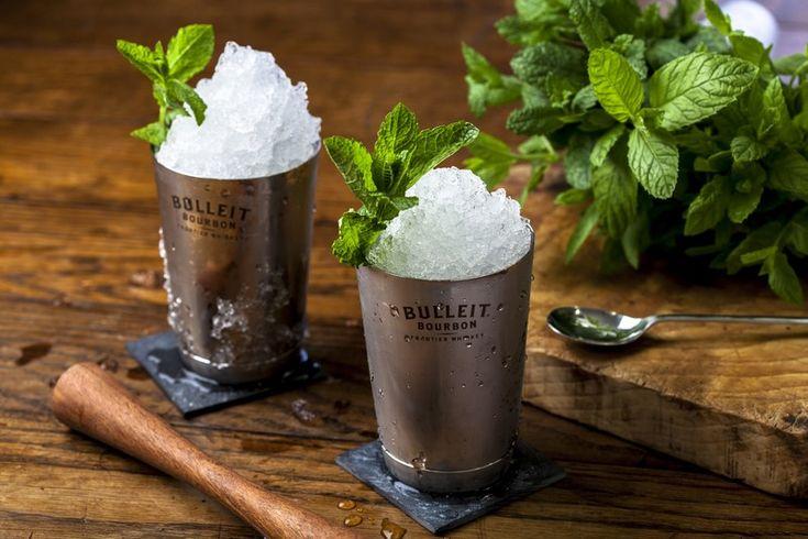Cocktail Bulleit Julep