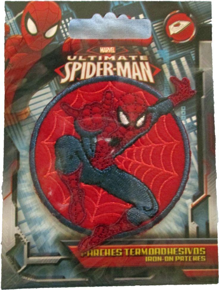 Brodyrmärke Spiderman