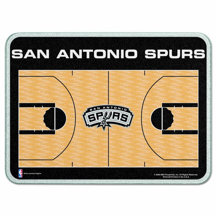 NBA San Antonio Spurs Cutting Board