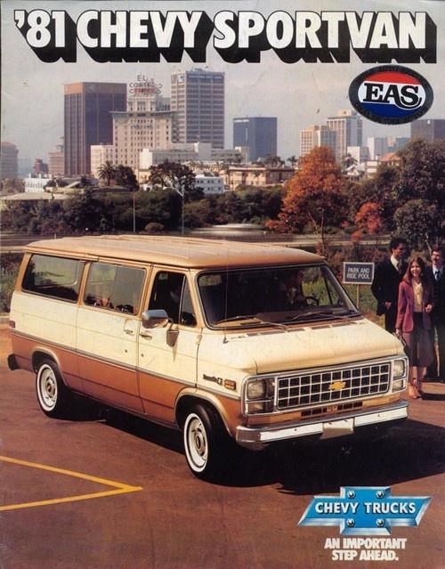 Chevy Vans