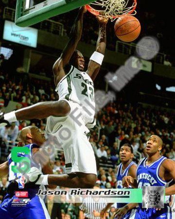 Jason Richardson Michigan State University Spartans 2000