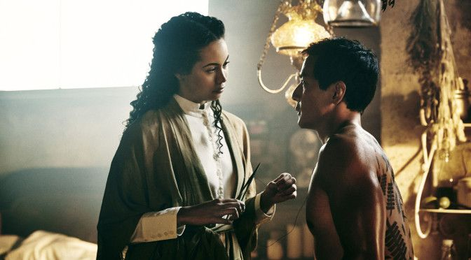 Veil and Sunny, Into the Badlands