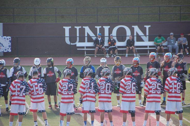 Game on! High school lacrosse, Union college, Lacrosse