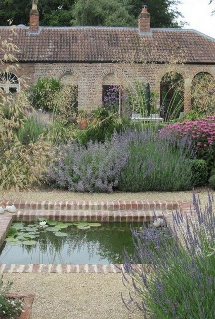 26+ Marvelous Fish Pool Garden Design Ideas for Small Yard