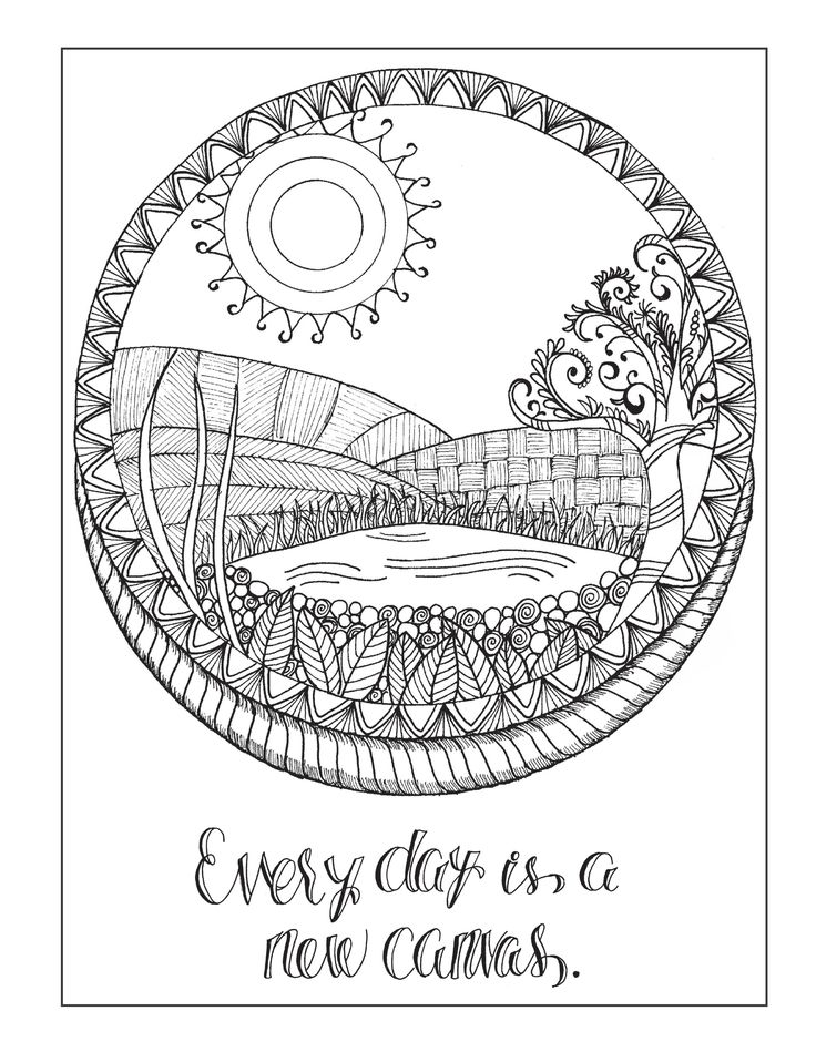 Every Day Is A New Canvas With Inkspirations For Recovery