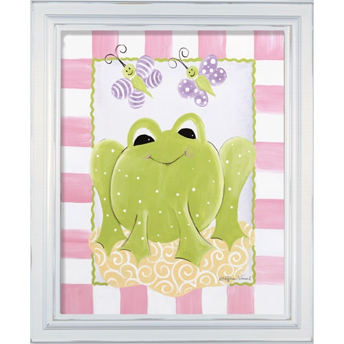 17 best Frog and butterfly Nursery images on Pinterest | Nursery ...