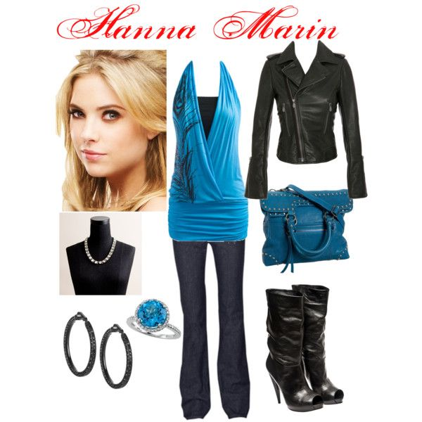 Hanna Marin outfit. - omg i need this!