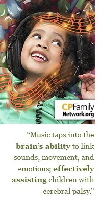 Music Therapy Evolution Holds Hope for Cerebral Palsy Treatment