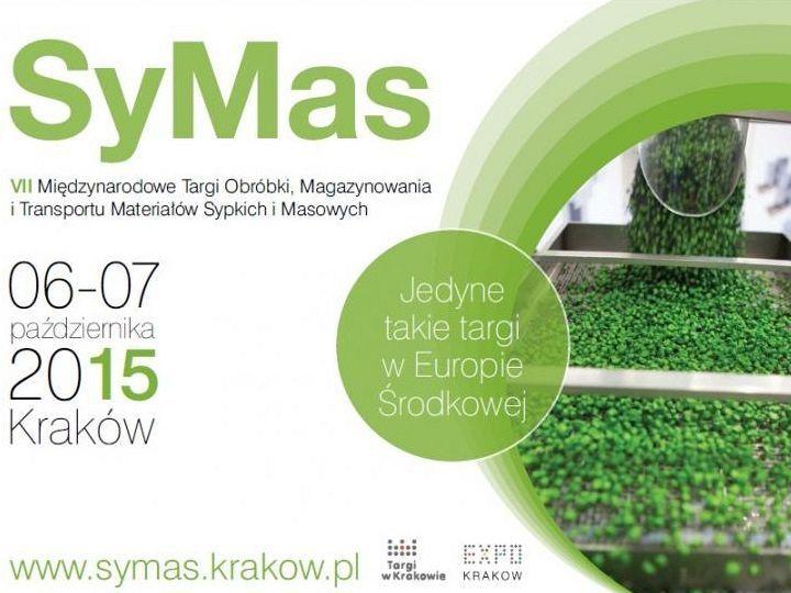 Informacja na temat krakowskich targów SyMass, które odbędą się 6-7 października 2015 rzecz jasna w Krakowie