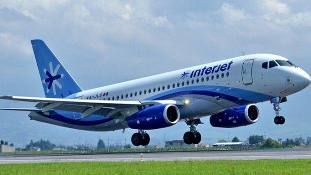 Interjet expande su mercado en Colombia y anunció vuelos diarios de Cancún a Bogotá #pasajesdeavion