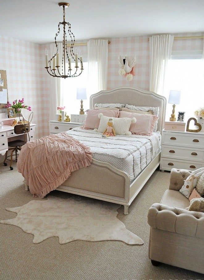 44 Getting The Best Admirable Modern French Bedroom Ideas