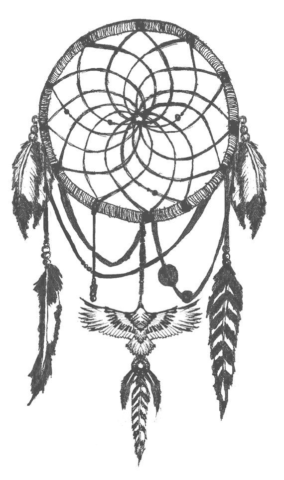 Dream Catcher Outline Mesmerizing 785 Best Catchers Images On Pinterest  Coloring Books Coloring Inspiration