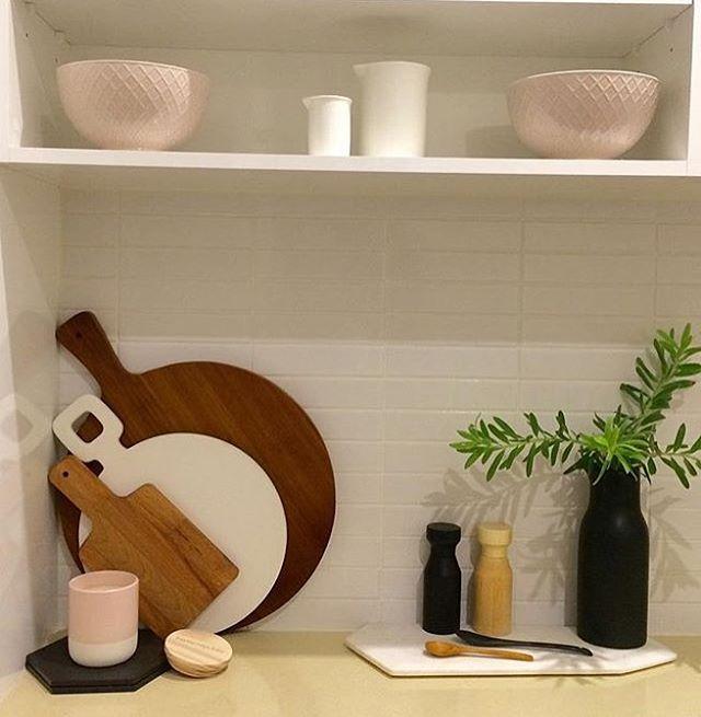 Pink And Black Kitchen Ideas: 1000+ Ideas About Black Kitchen Countertops On Pinterest