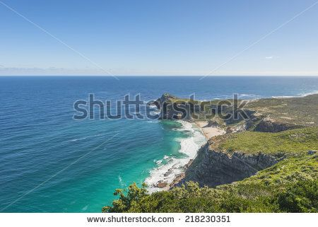 http://www.shutterstock.com/pic-218230351/stock-photo-cape-point-landscape-located-near-the-city-of-cape-town-south-africa-the-peninsula-has-towering.html?src=l2UmwzKl67EMHu1DgRoo8g-1-7 Cape Point Landscape, Located Near The City Of Cape Town, South Africa. The Peninsula Has Towering Rock Cliffs That Overlook The Beautiful Ocean View. A Tourism And Travel Hot Spot. Stock Photo 218230351 : Shutterstock