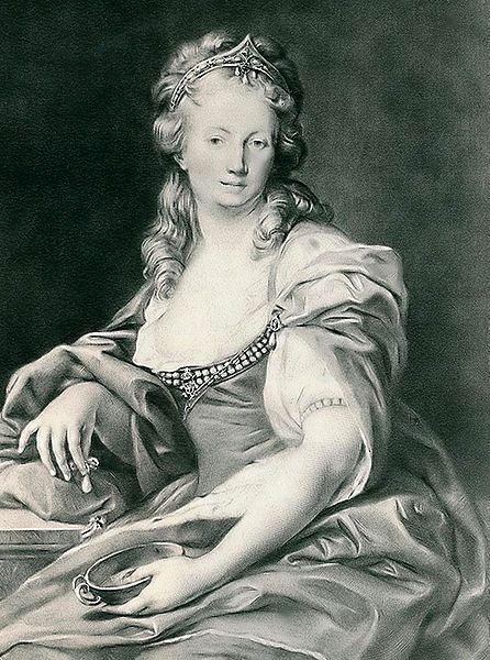 Józefina Mniszech (1752–1798) was a Polish noble lady.  Daughter of Court Marshal Jerzy August Mniszech and Maria Amelia Bruhl. She married count Stanisław Szczęsny Potocki on December 1, 1774 in Dukla.