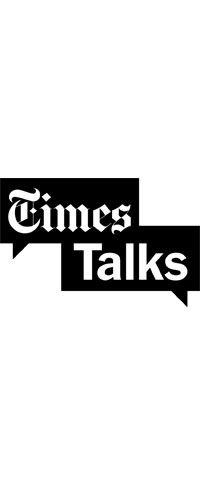 """Es interesante porque se apropia del globo de diálogo y los usa haciendo referencia directa de lo que está hablando el logo """"Times talk""""."""