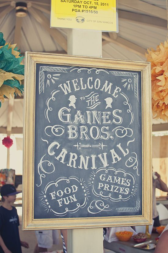 """""""Welcome to Colossal Coaster World!""""  Would be great for a Backyard Kids Club! Great idea for hallway signs!! :)"""